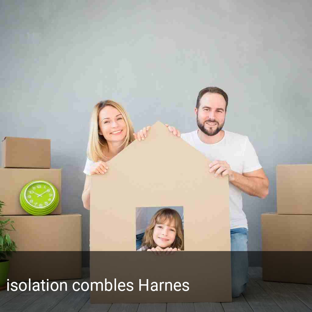 isolation combles Harnes