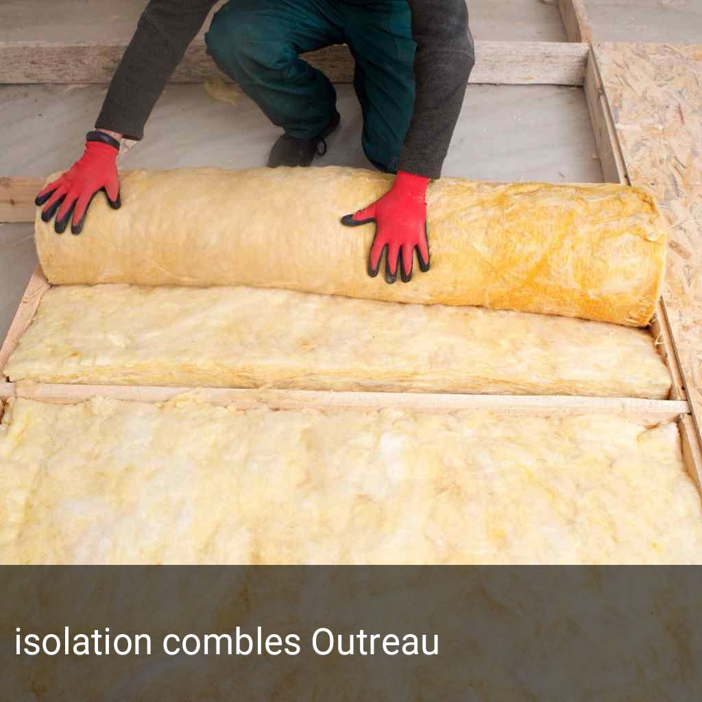 isolation combles Outreau